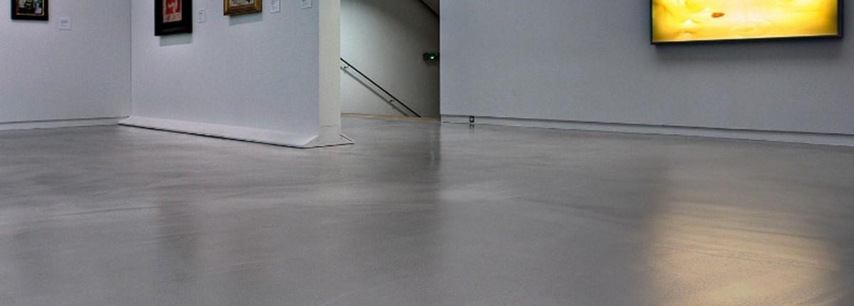 betonlook vloer, betonlookvloer