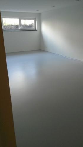 Kunststof vloer slaapkamer | maart 2018